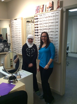 Manar School Project Shadow  Moses EyeCare Centers